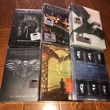 Game of Thrones: Seasons 1-6 (DVD, 2016, 25-Disc Set) 1 2 3 4 5 6