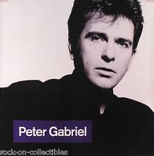 GENESIS PETER GABRIEL 1986 SO ORIGINAL JUMBO PROMO POSTER
