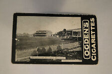 1901 -Vintage -Ogden's -Series B -TAB Cricket Card - Melbourne Cricket Ground.