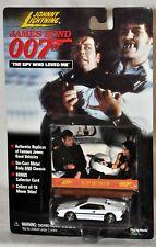 Johnny Lightning James Bond 007 The Spy Who Loved Me Lotus Esprit MOC VHTF 1998