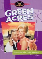 Green Acres The Complete Third Season (DVD 2009 4-Disc Set) Sealed New US Seller