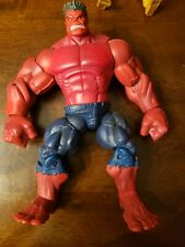 Marvel Legends Red Hulk BAF Build-A-Figure - Complete