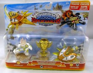 Skylanders Superchargers Sky Racing Pack (2015) Toys to Life - New