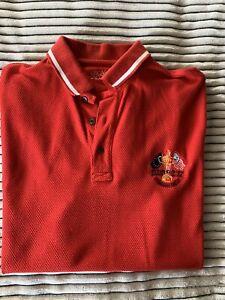 Vintage Ryder Cup Original Polo Shirt 1997 Valderrama- Oscar Jacobsen