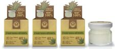3xThai Pure Aloe Vera Gel 100% Natural Face Skin Care Keeps Moisture& Soothing .