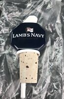 1 Porcelain Lambs Navy Rum Pourer