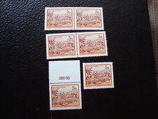 AUTRICHE - timbre yvert et tellier n° 1656 x6 n** (A03) stamp austria