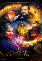 The House with a Clock in its Walls (DVD,2018)