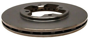 Disc Brake Rotor-Non-Coated Front ACDelco Advantage fits 79-83 Nissan 280ZX