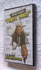 """HAMMERED GRUNTS """" PUBLIC IMAGE"""" – A CLAY ANIMATION (DVD) R- ALL, NEW, FREE POST"""