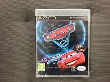 Ps3 PlayStation 3 «CARS 2» nuovo sigillato italiano pal