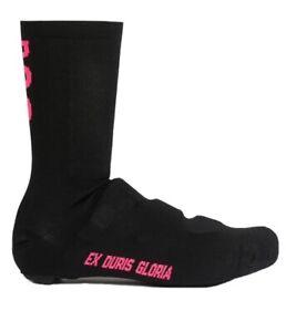 Rapha RCC Oversocks - Black / Pink - Large New