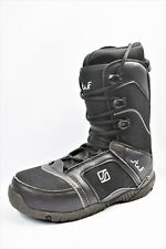 STUF CONTACT MEN'S SNOWBOARD BOOTS SIZE US 11 (CB18)