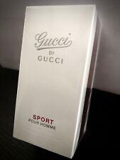 Gucci by Gucci - Pour Homme Sport, 50ml. Eau de Toilette - Neu & OVP