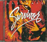 Survivor - Ultimate Survivor (Eye Of The Tiger) Cd Perfetto