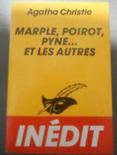 Agatha Christie: Marple, Poirot, Pyne...et les autres/ Le Masque N°1832, 1990