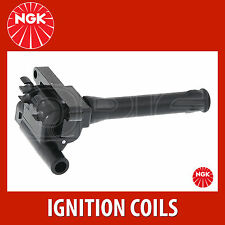 NGK Ignition Coil - U4001 (NGK48055) Block Ignition Coil (Paired) - Single