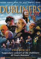 The Dubliners - Live [New DVD]