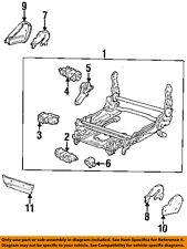 TOYOTA OEM Seat Track-Seat Adjust Assembly Left 7202060021