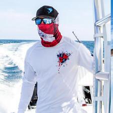 Salt Armour Dive Flag Face Shield Sun Mask Balaclava Neck Gaiter Wind Bandana