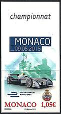 MONACO n° 2977, Grand Prix Automobile de F1, NON DENTELE IMPERF, TB ** et RARE