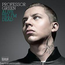 PROFESSOR GREEN ( NEW SEALED CD ) ALIVE TILL I'M DEAD [PA]