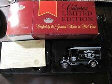 MATCHBOX COLLECTIBLES Ltd. EDITION JACK DANIEL'S - FORD MODEL TT YY039/SF M