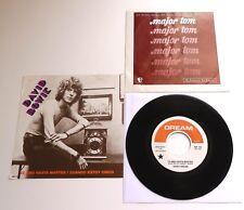 "David Bowie - Te Amo Hasta Martes 7"" Single Dream Repro Insert + Inner"