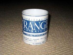 Rangers Football Programme Collectors Great New MUG