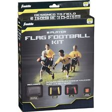 Franklin Sports Youth 8 Player Flag Football Kit New