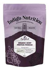 Organic Hemp Protein Powder - 250g - Indigo Herbs