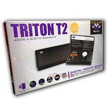 Triton T2 by My weigh 400g x 0.01g Accuracy Digital Scale - My Weigh