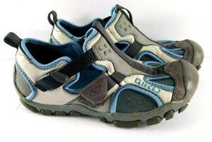 Women's Giro Cycling Shoes XEN 22040W Leather Mesh Size 6.5 Closed Toe Sandal