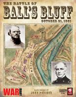 Legion Wargames Battle of Ball's Bluff  Brand New In Ziplock Fast Shipping
