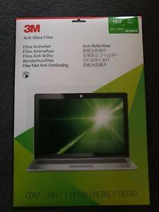 3M Frameless Anti-Glare Filter For Desktops 19in Widescreen 16:1 AG190W1B