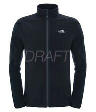 The North Face Glacier Delta Full Zip Mens Fleece S TNF Black