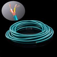 1M 8N OCC Hifi RCA XLR Bulk Cable For Diy High Pure Copper Audio Interconnect