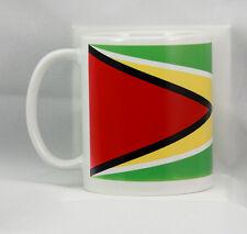 Guyana Flag Mug with iPhone case & Car Cd dangler