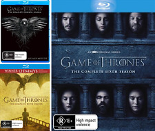 Game Of Thrones SEASON 4 , 5 & 6 : NEW Blu-Ray