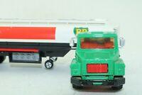 Majorette 3000 Series BP Tanker Truck - Made In France