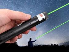 150Miles Assassin Green Laser Pointer Pen 532nm Astronomy Adjuatable Lazer Beam