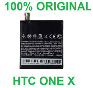 Battery For HTC One X BJ83100 Original Cell Phone Parts for Replacement 1800 mah