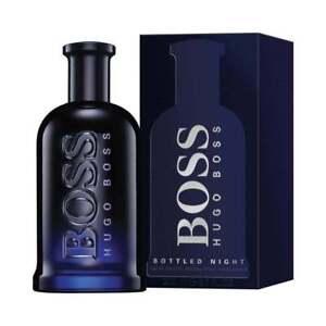 HUGO BOSS Bottled Night 100ml/3.4oz for Men SEALED