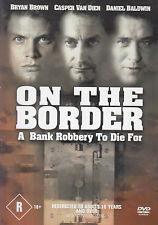 ON THE BORDER Bryan Brown DVD R4 NEW - PAL