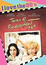 New TERMS OF ENDEARMENT Widescreen DVD w/Slipcover I Love the 80s FREE U.S. SHIP