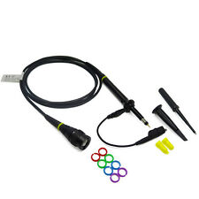 P7300 X1 X10 300MHz High Impedance Oscilloscope Probe Alligator Clip Test Probe