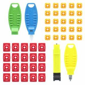 Playmobil Stecksystem System X Verbindungselemente Steckverbinder Steckzapfen