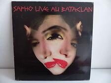 SAPHO Live au Bataclan 6800/1 DKC DK003