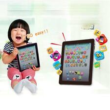 New Kids Children TABLET PAD Educational Learning Toys Gift For Boys Girls Baby;