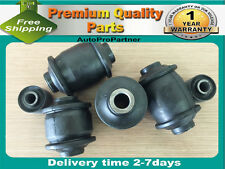 6 FRONT LOWER & MIDDLE ARM BUSHING CHEVROLET SILVERADO 2500 3500 11-14